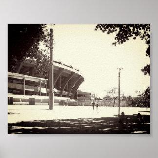 Decorative photo Maracanã Stadium Poster