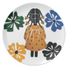 Decorative Plate by Rose Hill