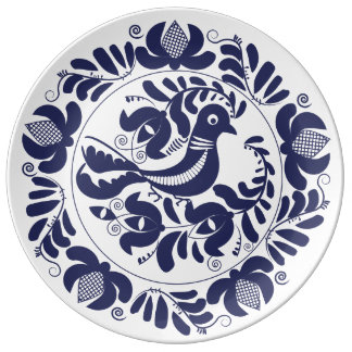 Decorative plate from Korond Porcelain Plate