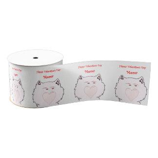 decorative ribbon children cats grosgrain ribbon