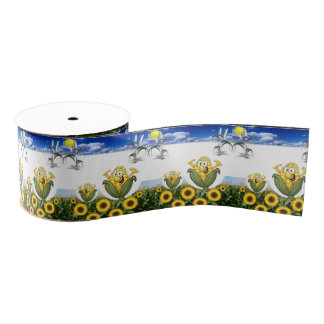 decorative ribbon popcorn grosgrain ribbon