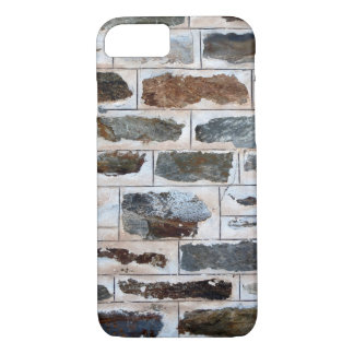 Decorative Rock Wall iPhone 7 Case