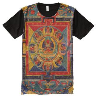Decorative Spiritual Indie Mandala Art