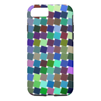 Decorative Square Abstract iPhone 8/7 Case