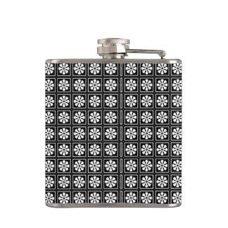 Decorative Square Flask