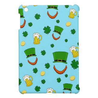 Decorative St. Patrick's day pattern iPad Mini Case