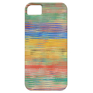 Decorative Stripes Mosaic Pattern Case For The iPhone 5