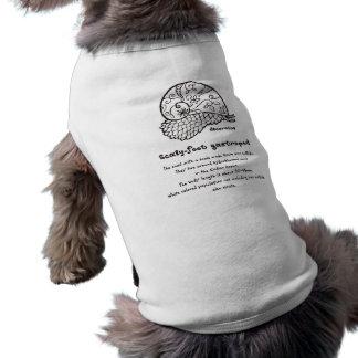 < Decorative sukerihutsuto (to burn, brown) > Dog Clothes