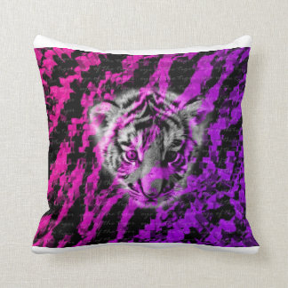 Decorative Tiger Pillow
