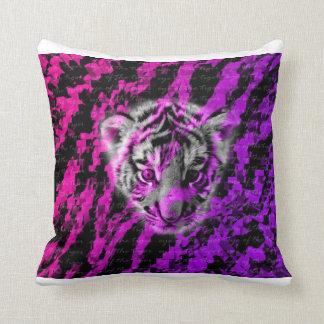 Decorative Tiger Pillow