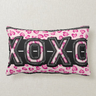 Decorative XOXO Pillow