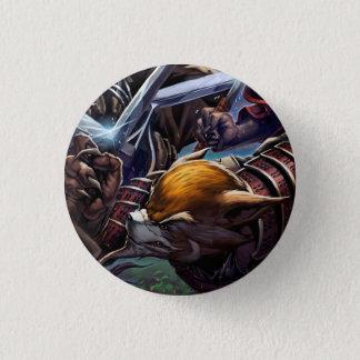 Decoy 1 Inch Round Button