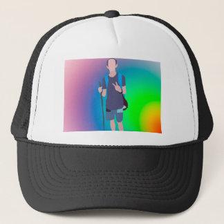 Decoy design trucker hat