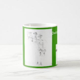 Dedicated to Gaudi, 1. Classic White Coffee Mug