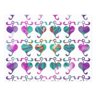 Dedicated to MOM : Jewels U Love Postcard