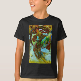 DEDICATION ~ MUCHA ETERNAL THROUGH HIS WORKS 3 T-Shirt