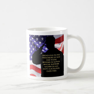 Dedication Veterans Day Mug