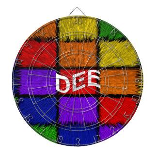 DEE DARTBOARD