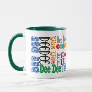 Dee Dee Coffee Mug