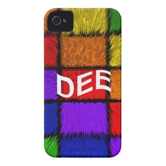 DEE iPhone 4 Case-Mate CASE