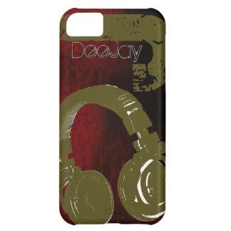 Dee Jay cool design iPhone 5C Case