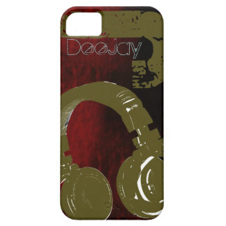 Dee Jay cool design iPhone 5 Case