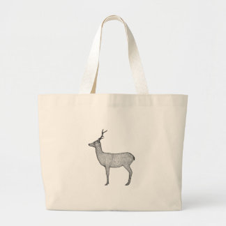DEEER LARGE TOTE BAG