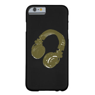 deejays headphone barely there iPhone 6 case