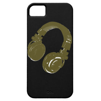 deejays headphone iPhone 5 covers