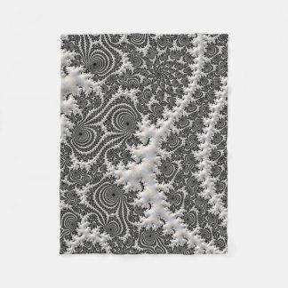 Deep Circuit Fleece Blanket Bedroom Design