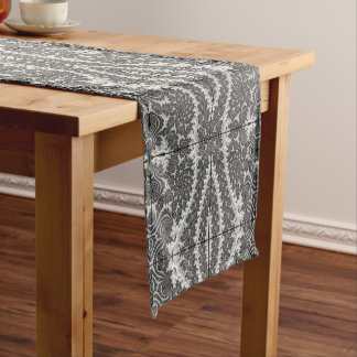 Deep Circuit Table Runner Dining Room Design