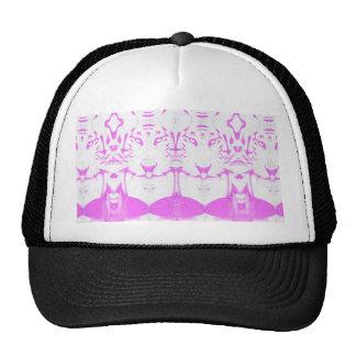 deep dream albino trucker hat