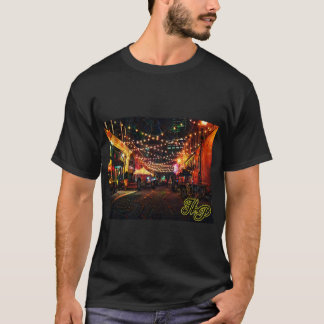 Deep Dream Alley Way T-Shirt