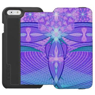 Deep Dream Visions Mandala Incipio Watson™ iPhone 6 Wallet Case