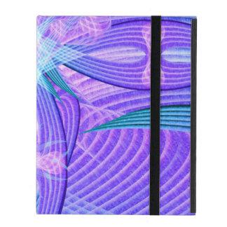 Deep Dream Visions Mandala iPad Covers