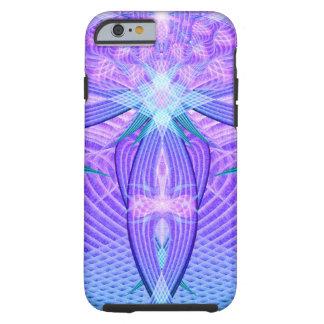 Deep Dream Visions Mandala Tough iPhone 6 Case