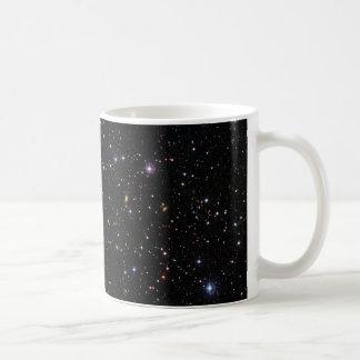Deep Field Image Galaxy Supercluster Abell 901 902 Coffee Mug