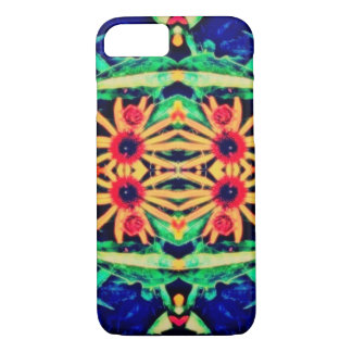 Deep Flower Bed iPhone 8/7 Case
