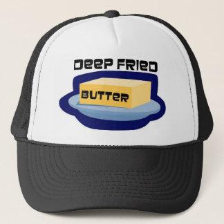 Deep Fried Butter Trucker Hat
