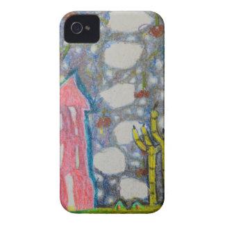 Deep Fried Chicken Feet iPhone 4 Case-Mate Case