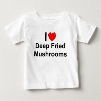 Deep Fried Mushrooms Baby T-Shirt