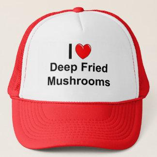 Deep Fried Mushrooms Trucker Hat