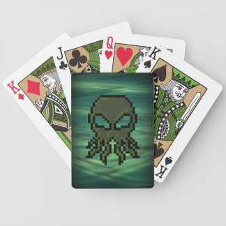 Deep God Bicycle® Playing Cards