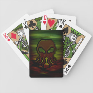 Deep God Dark Waters Bicycle® Playing Cards