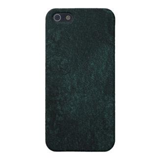 Deep Green Velvet iPhone 5 Case