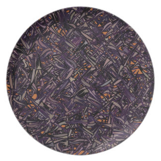 Deep In A Thicket Party Plate