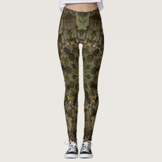 Deep In The Forest. Leggings