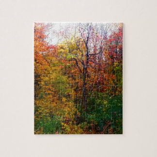 Deep In The Woods Jigsaw Puzzle