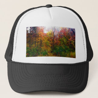 Deep In The Woods Trucker Hat