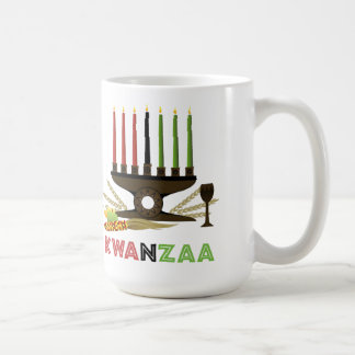 Deep In Traditions Kwanzaa Mug